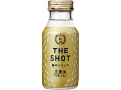 月桂冠 THE SHOT 艶めくリッチ 本醸造 瓶180ml