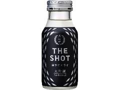 月桂冠 THE SHOT 華やぐドライ 大吟醸 瓶180ml