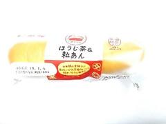 神戸屋 こめこっぺ ほうじ茶&粒あん 袋1個