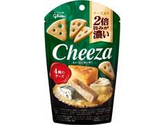 グリコ 生チーズのチーザ 4種のチーズ