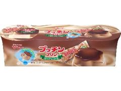 グリコ プッチンプリン パピコ チョココーヒー カップ65g×3
