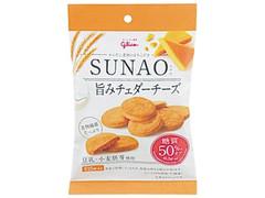 グリコ グリコ SUNAO 旨みチェダーチーズ