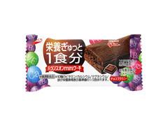 グリコ バランスオン miniケーキ チョコブラウニー