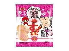 コイケヤ 厚切りすっぱムーチョ 完熟梅味