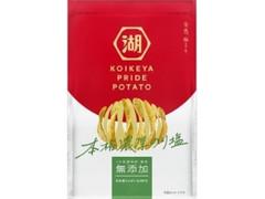 コイケヤ KOIKEYA PRIDE POTATO 本格濃厚のり塩 袋60g