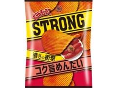 コイケヤ ポテトチップスSTRONG コク旨めんたい 袋54g