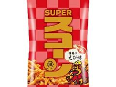 コイケヤ SUPERスコーン 特盛りえび味 袋75g