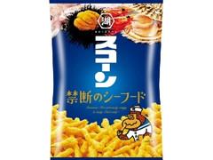 コイケヤ スコーン 禁断のシーフード 袋75g