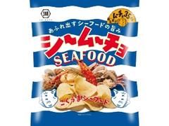 コイケヤ シームーチョ こくうまシーフード 袋55g