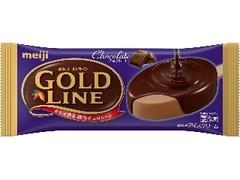 明治 GOLD LINE チョコレート 袋90ml