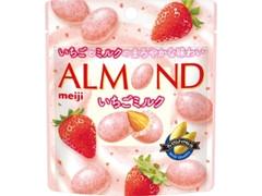 明治 アーモンドチョコレー トいちごミルク 袋47g