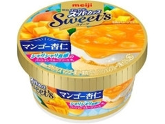 明治 エッセルスーパーカップ Sweet's マンゴー杏仁 カップ172ml
