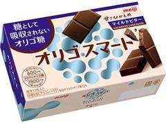 明治 オリゴスマート マイルドビターチョコレート 箱65g
