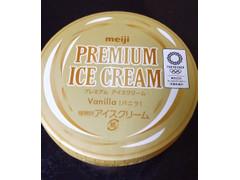 明治 プレミアムアイスクリーム バニラ