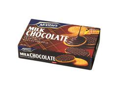 明治 マクビティ ミルクチョコレートダイジェスティブビスケット 箱9枚
