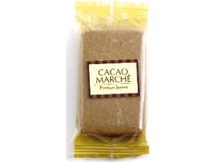 ファミリーマート カカオマルシェ ショコラサンドクッキー ビター