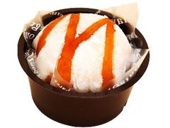 ファミリーマート ケーキ仕立てのプリン大福