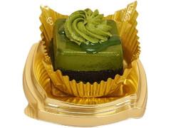 ファミリーマート 宇治抹茶のケーキ