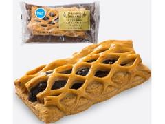 ファミリーマート ファミマ・ベーカリー サクサク食感のアーモンドチョコクッキーパイ キャラメル
