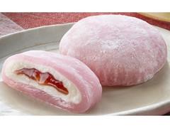 ファミリーマート スイーツわらび いちご杏仁