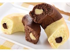 ファミリーマート チョコとバナナのリングパン