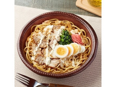ファミリーマート 大盛チャーシュースパゲティ(にんにく醤油&マヨ)