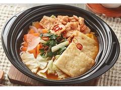 ファミリーマート 1/3日分の野菜が摂れる豚バラの辛味鍋