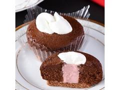 ファミリーマート ショコラケーキ ルビーチョコソース