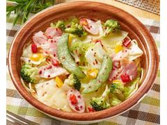ファミリーマート 野菜と食べる レモン&ペッパーパスタ