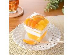 ファミリーマート オレンジとみかんのパフェ