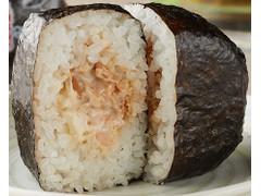 ファミリーマート 三種具材の海鮮マヨネーズおむすび