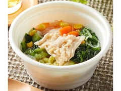 ファミリーマート 7種野菜の鶏塩スープ 塩こうじ入り