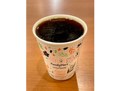 ファミリーマート FAMIMA CAFE ブレンドコーヒー 濃いめ