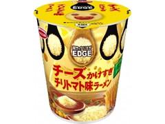 エースコック EDGE チーズかけすぎチリトマト味ラーメン カップ75g