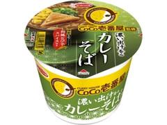 エースコック CoCo壱番屋監修 濃い出汁香るカレーそば カップ93g