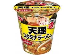 エースコック 全国ラーメン店マップ 奈良編 天理スタミナラーメン しょうゆ味 カップ91g