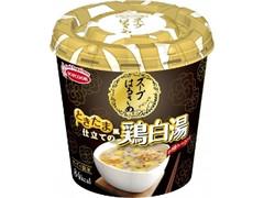 エースコック スープはるさめ Delicious ときたま風仕立ての鶏白湯 カップ23g