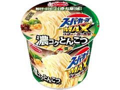 エースコック スーパーカップ MAX とんこつラーメン カップ120g