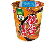 エースコック 飲み干す一杯 仙台 辛味噌ラーメン カップ67g