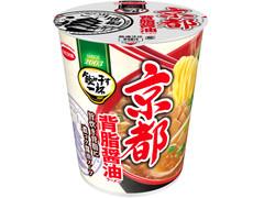 エースコック 飲み干す一杯 京都 背脂醤油ラーメン