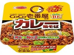 エースコック CoCo壱番屋監修 カレー焼そば カップ127g