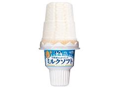 オハヨー 牛乳屋さんがつくったミルクソフト カップ180g