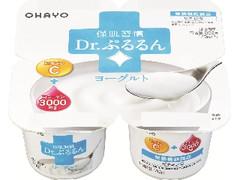 オハヨー 保肌習慣 Dr.ぷるるん ヨーグルト カップ70g×4
