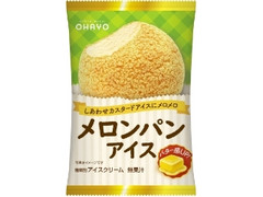 オハヨー メロンパンアイス 袋85ml