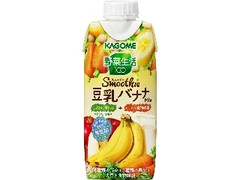 カゴメ 野菜生活100 Smoothie 豆乳バナナ Mix