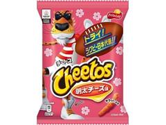 フリトレー チートス ラグビー日本代表 明太チーズ味 袋65g