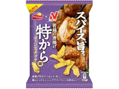 フリトレー 若鶏の唐揚げ 特から味 コーンスナック 袋65g