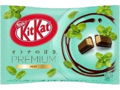 ネスレ キットカット ミニ オトナの甘さ プレミアム ミント 袋12枚