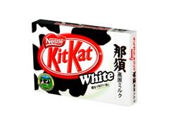 ネスレ キットカット ホワイト 那須高原ミルク 箱2袋
