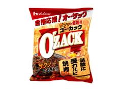 ハウス オーザ・ック 試験に受カルビ焼肉 袋75g